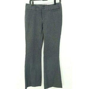 Banana Republic Women's Pants Gray Flare Leg